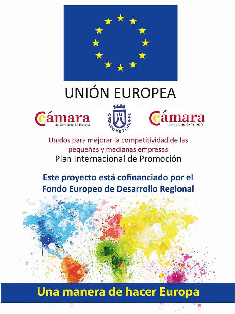 Plan Internacional de Promoción Fondo Europeo de Desarrollo Regional