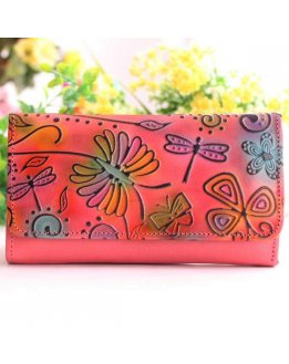 Wallet women original and beautiful pattern