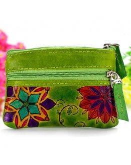 Colorful coin purse