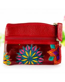 Womens Leather pouch