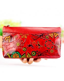Red Makeup Case for women