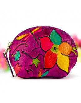 Zipper coin purse for women