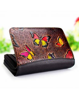 Original wallet for women genuine leather