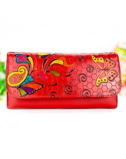 Wallet purse for ladies