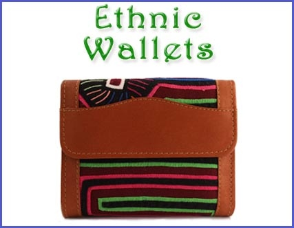 Ethnic Wallets